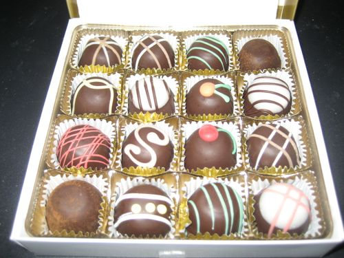 Candy Truffles