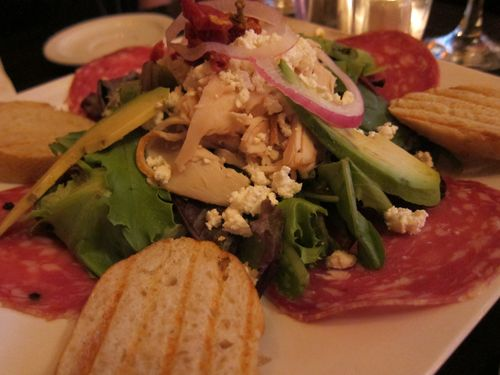 Crooked Cobb salad 2