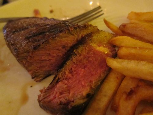 Steak Frites Cut