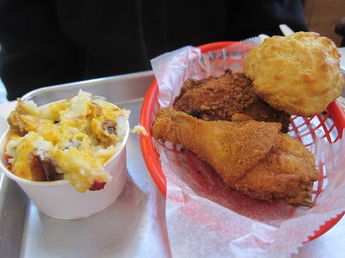 HC Chicken Fried basket