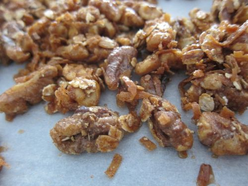 Walnut Mix close