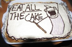 All the cake_meme