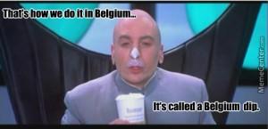 Dr Evil belgian