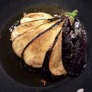 Ikaria fried eggplant 2