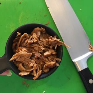 Wynn porcini chop