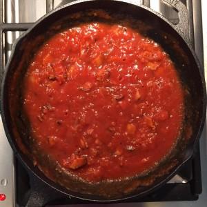 Shakshuka sauce 1