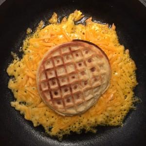 Fix waffle cheese