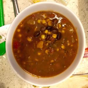 SS chowder soup