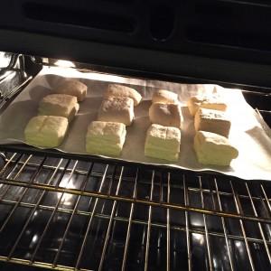 KA biscuits oven