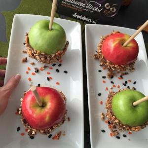 FD apples plates