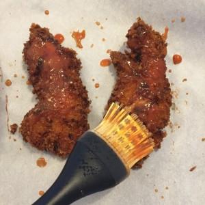 RB brush chicken