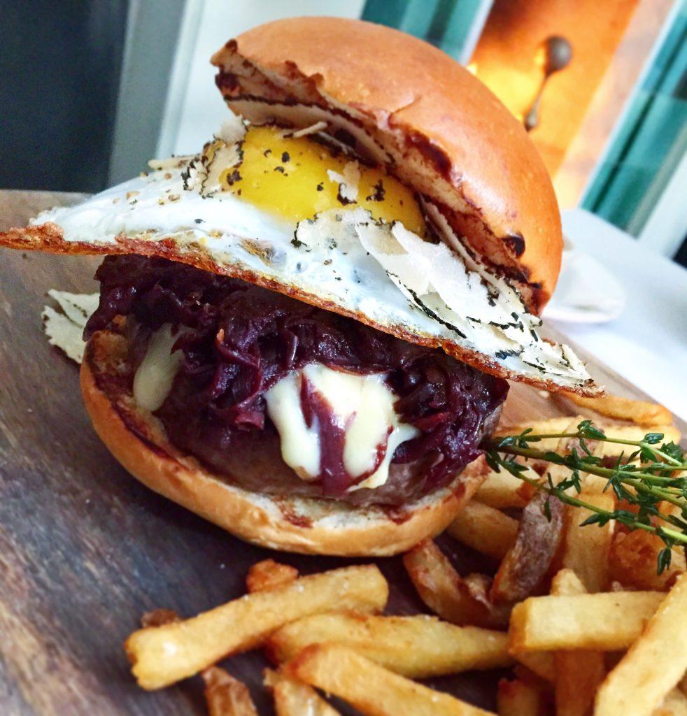 Beatrice burger 1