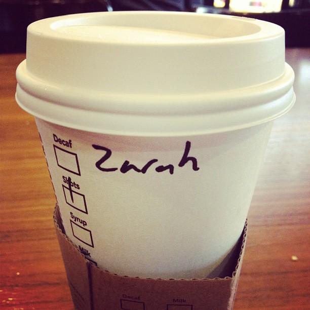 """""""Zarah"""""""