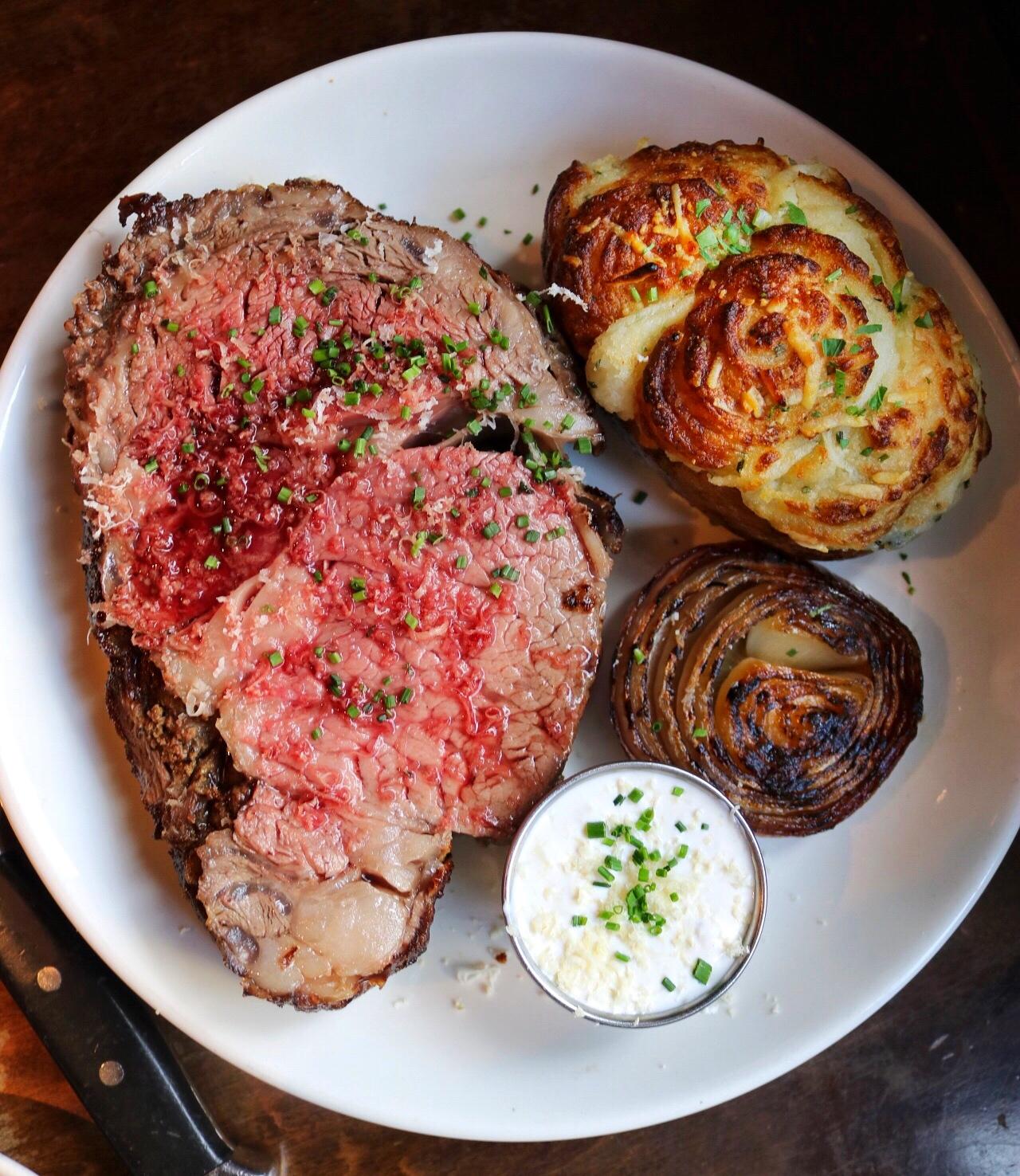 prime rib burger and barrel nyc