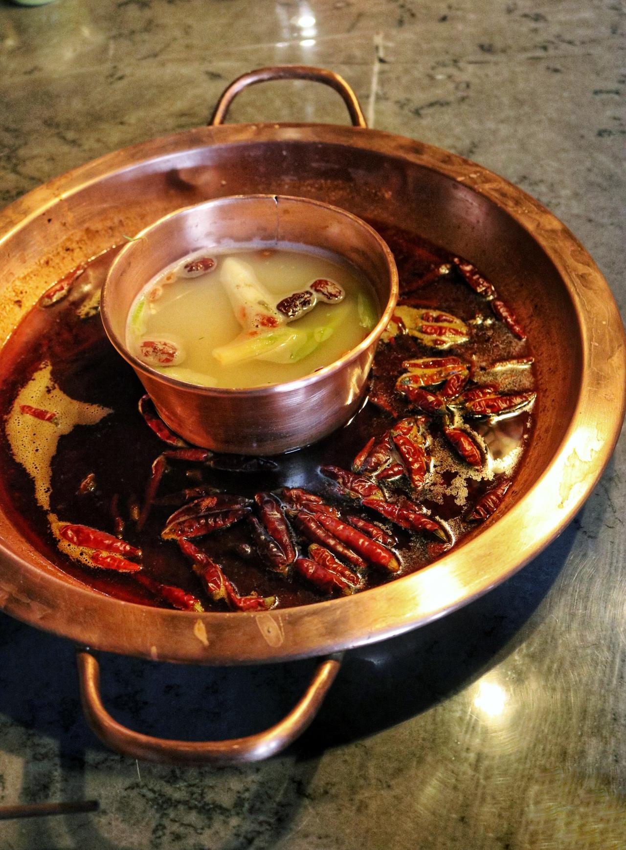 Tang Hot Pot spicy