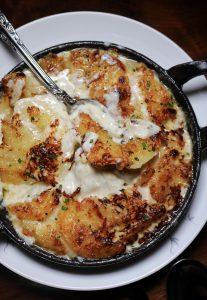 Potato Gratin Voltaggio Brothers Steakhouse DC