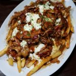 zeppelin hall bacon poutine