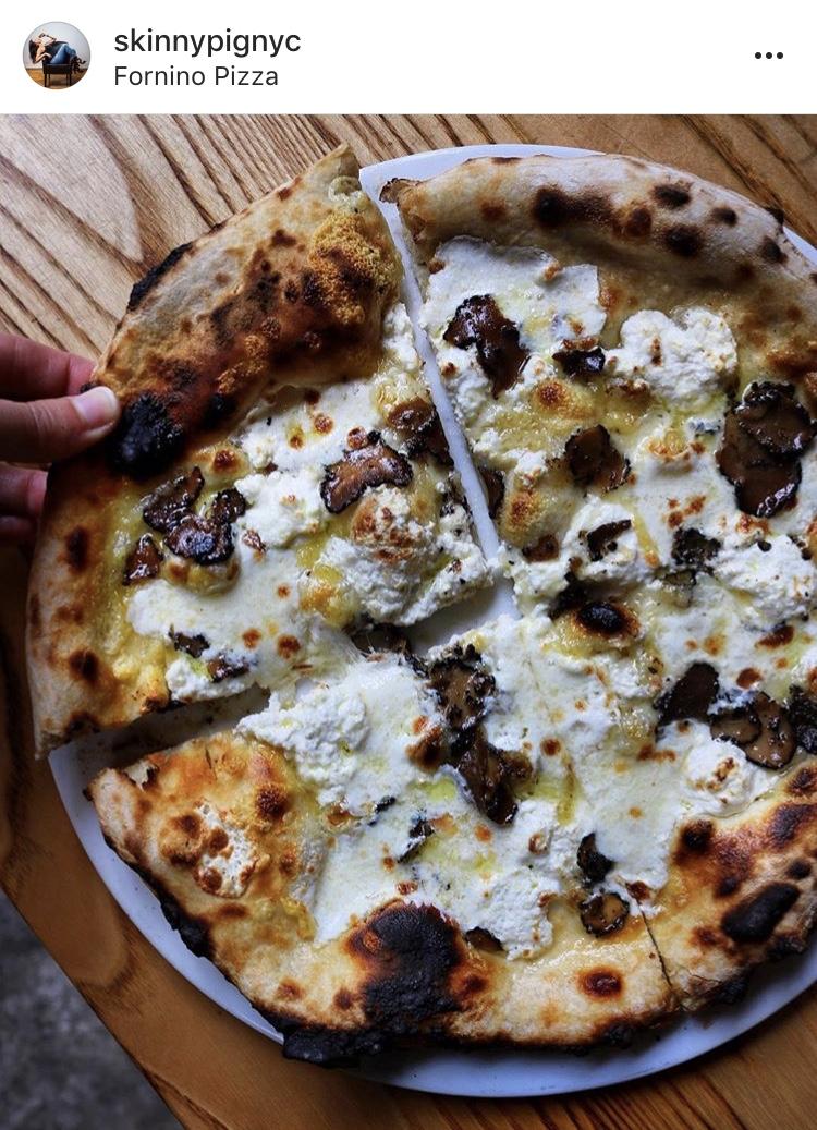 fornino bk pizza