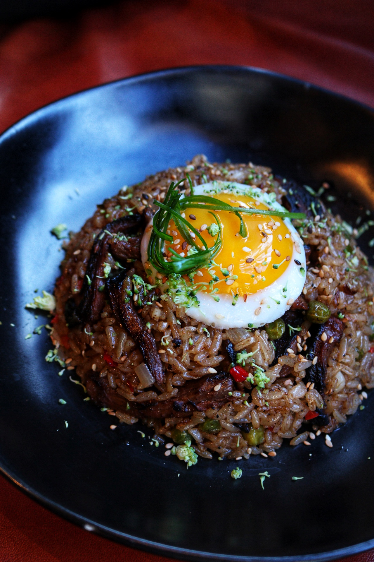 Skirt Steak Fried Rice vandal