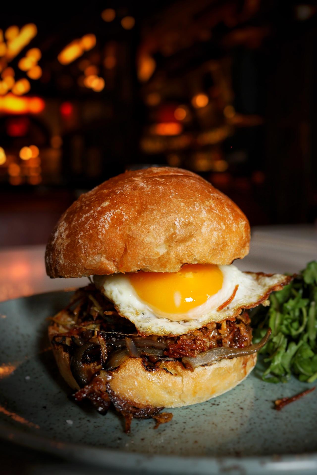 ragtrader hangover burger