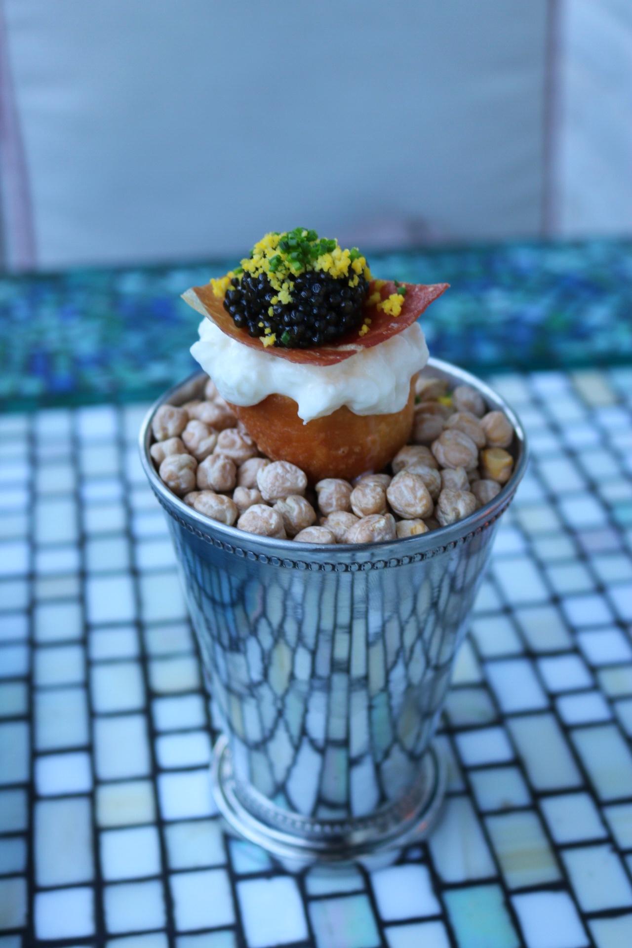 Cal Mare California LA caviar