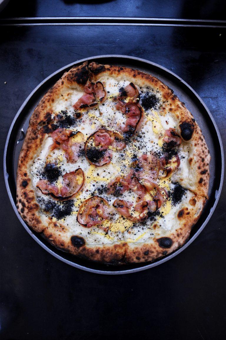 Pizzana - Carbonara