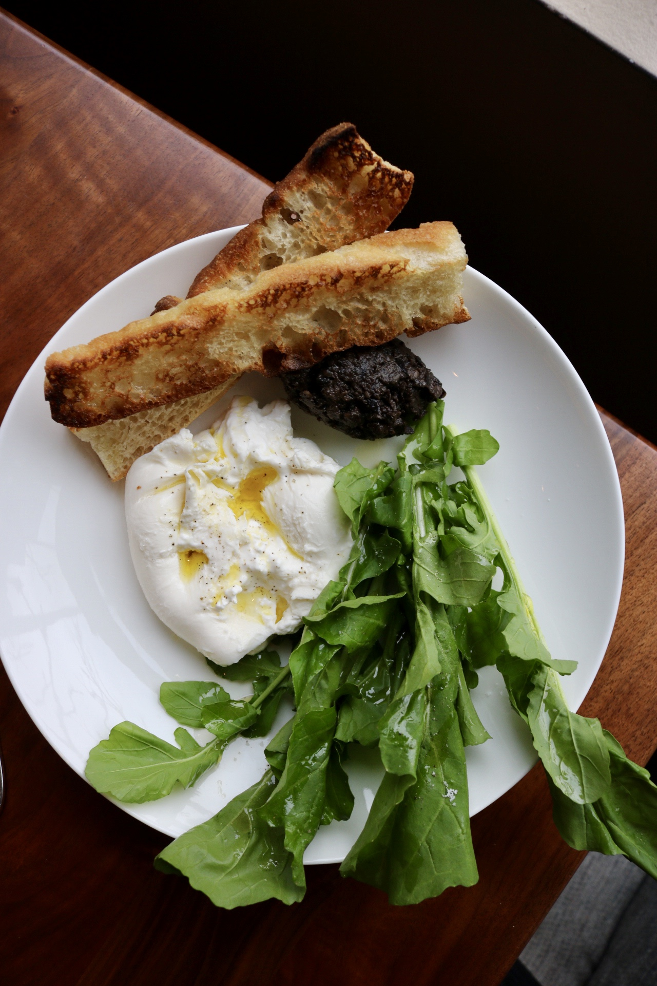 Burrata Bluebird London NYC