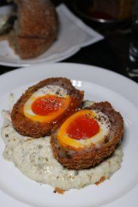 The Ned - Scotch Egg