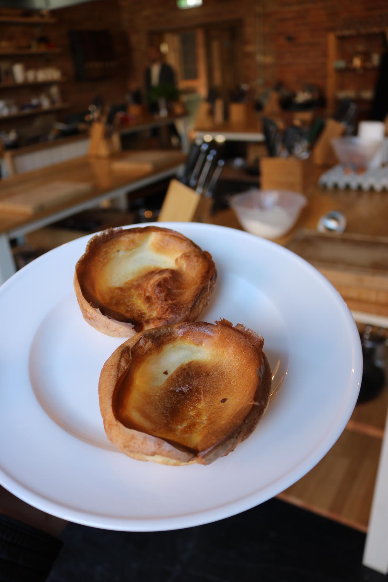 Malton Cookery School Yorkshire Pudding