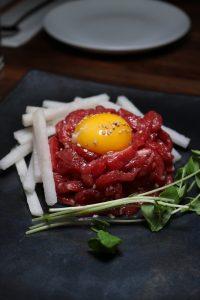YOON Haeundae Galbi Beef Tartare