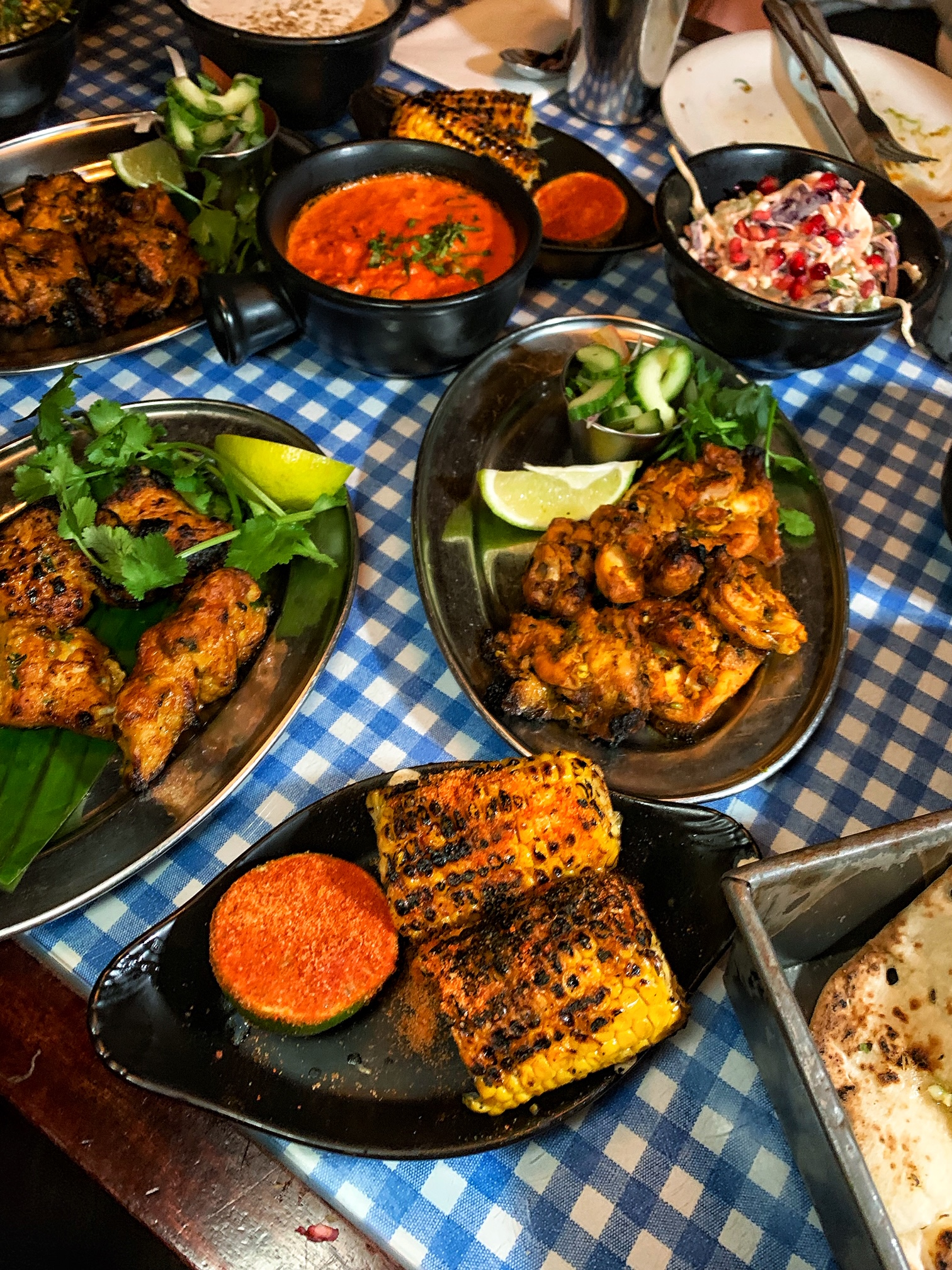 Dishoom - The Spread