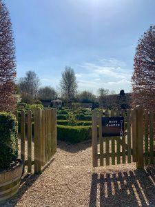Chapel Down Herb Garden