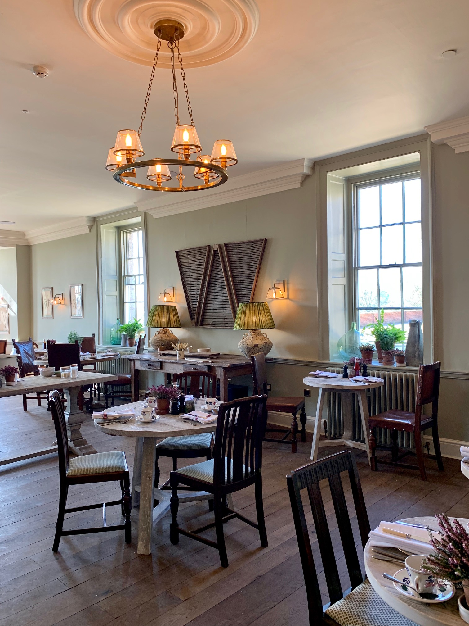 The Talbot - Dining