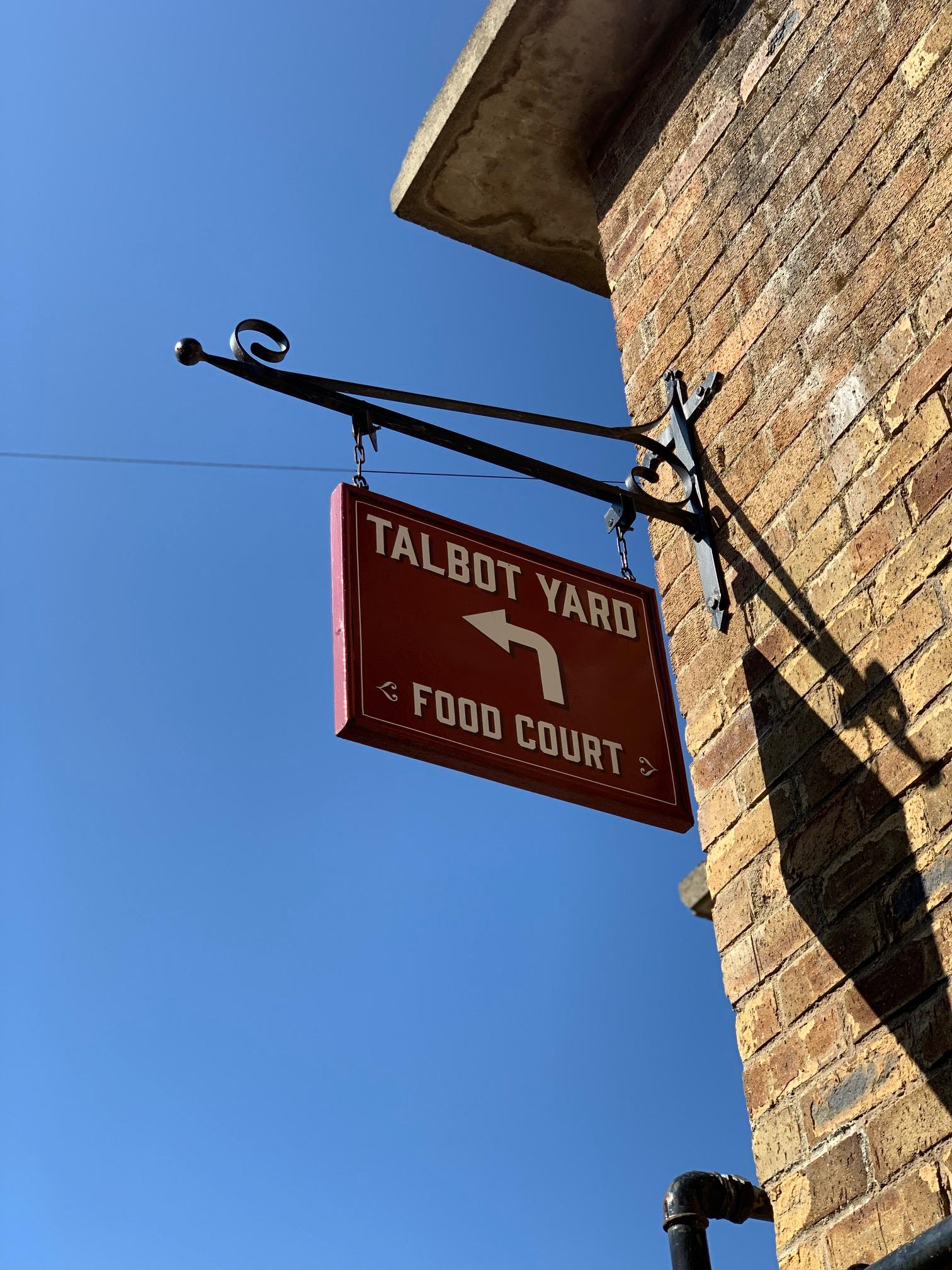 Talbot Yard Food Court