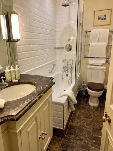 The Talbot malton - bathroom