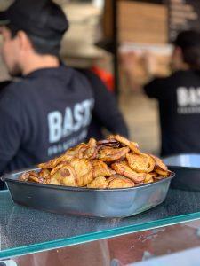Camden Market - Basta Falafel