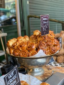 Cinnamon Scrolls bread Ahead Bakery