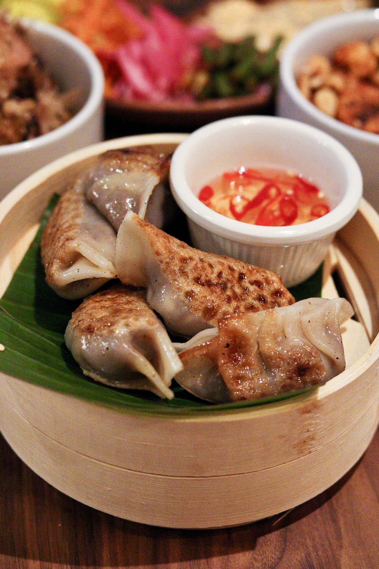 Jungle Bird NYC Dumplings