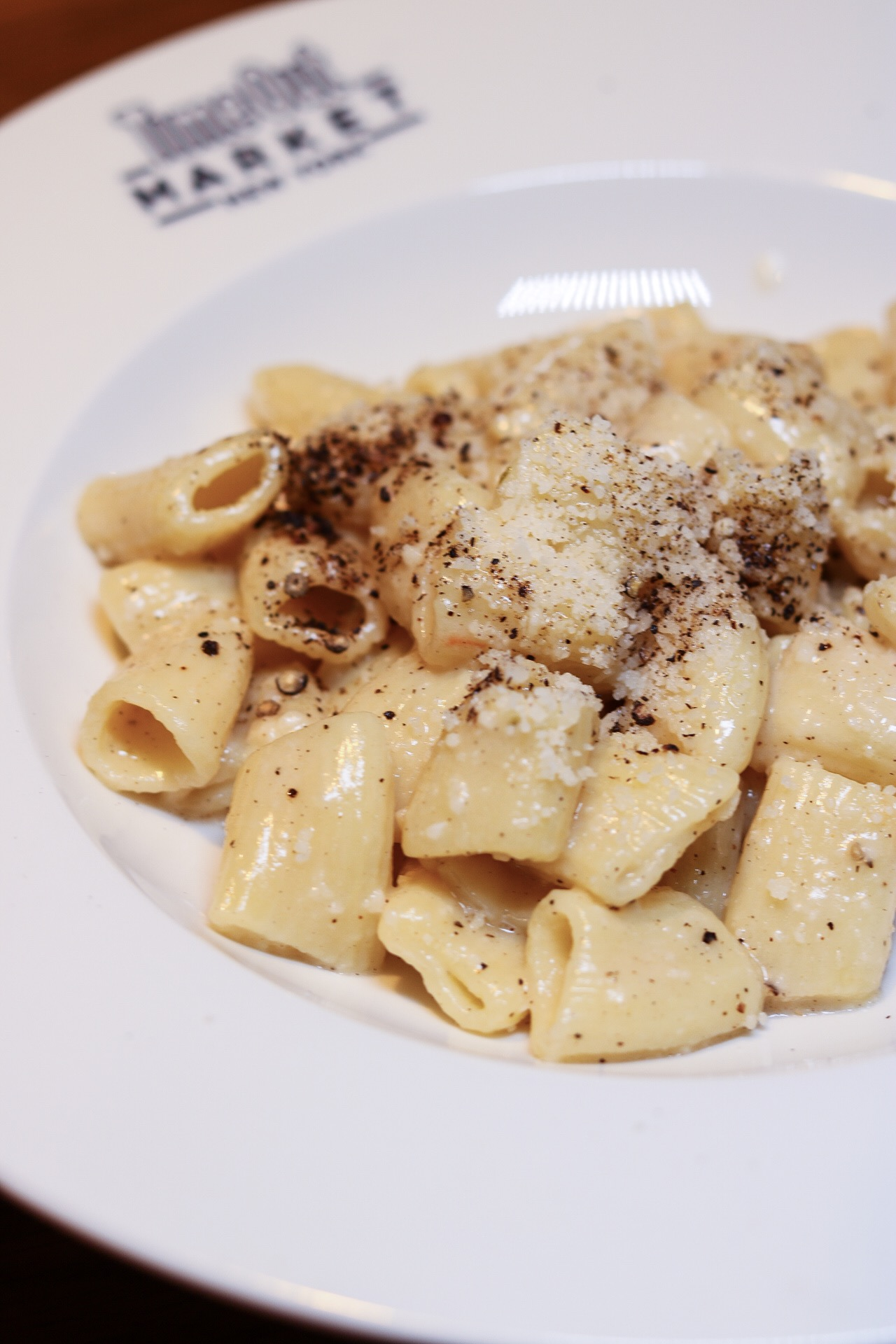 Felice Pasta Bar - Cacio e Pepe Time out Market NY