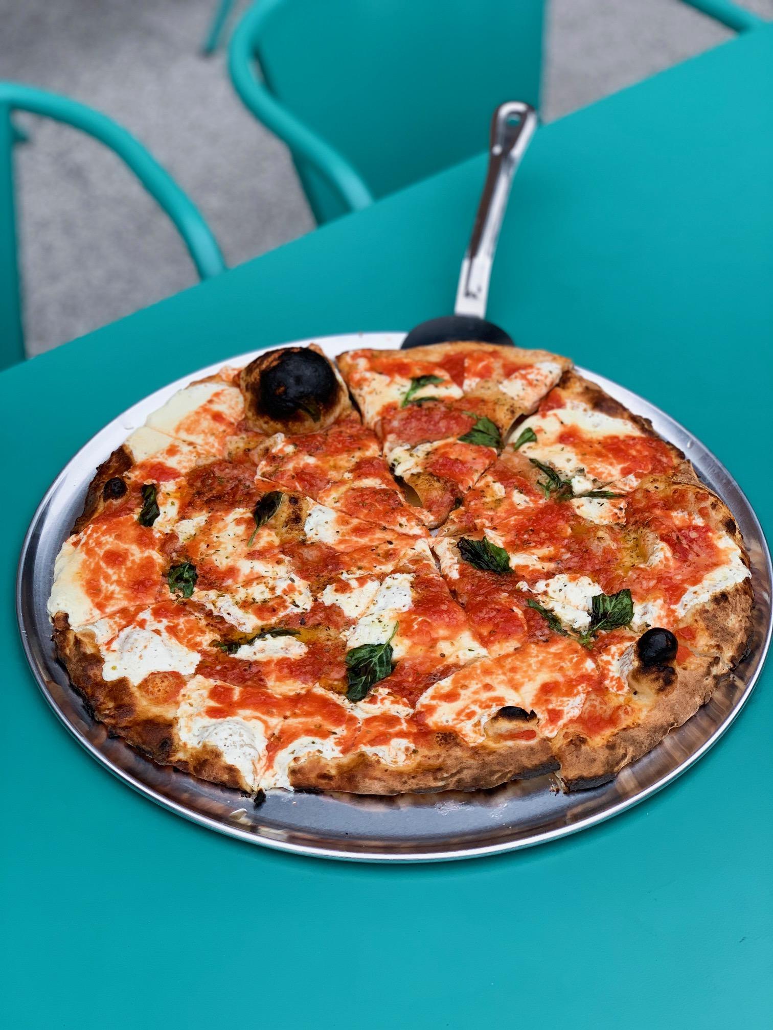 Juliana's Pizza BK NY