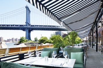 nyc waterfront restaurant