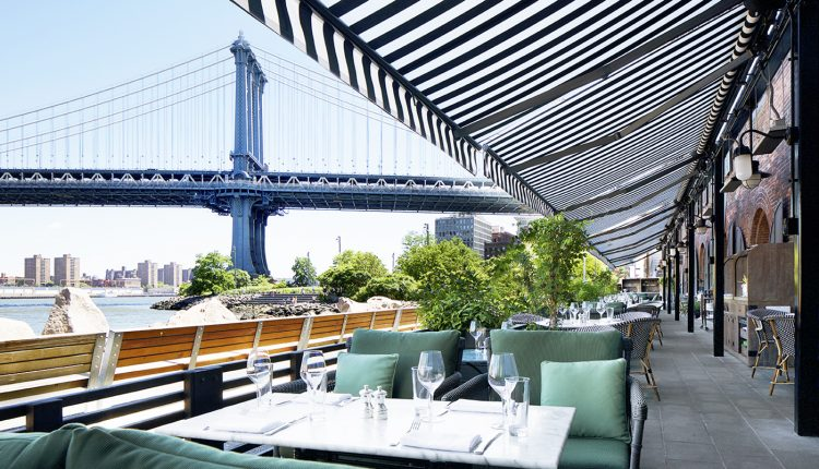 Best Waterfront Restaurants In Nyc The Skinny Pig